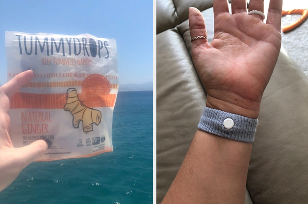 15 Products And Hacks For Travelers With Motion Sickness