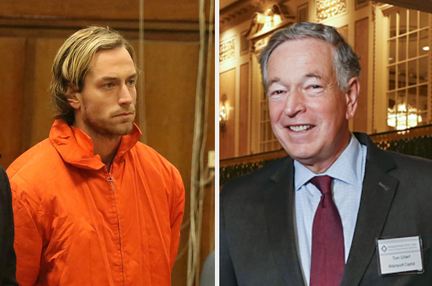 Princeton's Thomas Gilbert, Who Killed Dad For Reduced Allowance, Sentenced To 30 Years To Life
