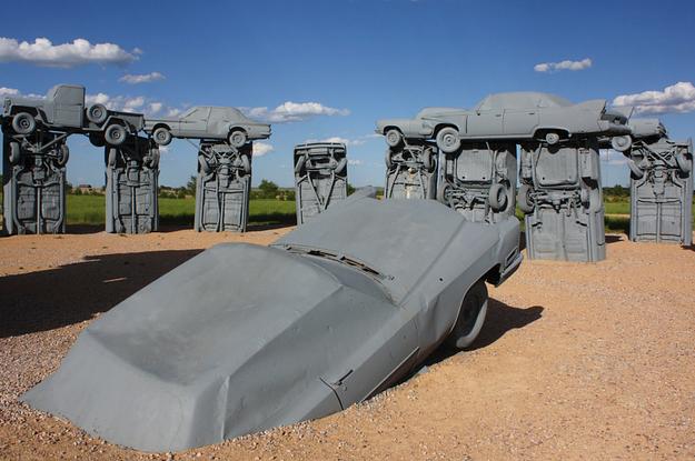 Carhenge Deserves A Spot On Your Road Trip Bucket List ASAP