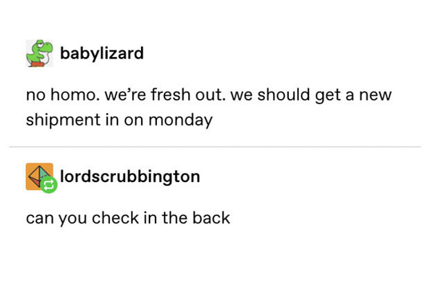 23 Very Silly Tumblr Posts That Are Going To Make You Laugh