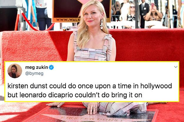 A Sexist Tweet About Kirsten Dunst Has Led To A Hilarious Meme Celebrating Versatile Female Actors
