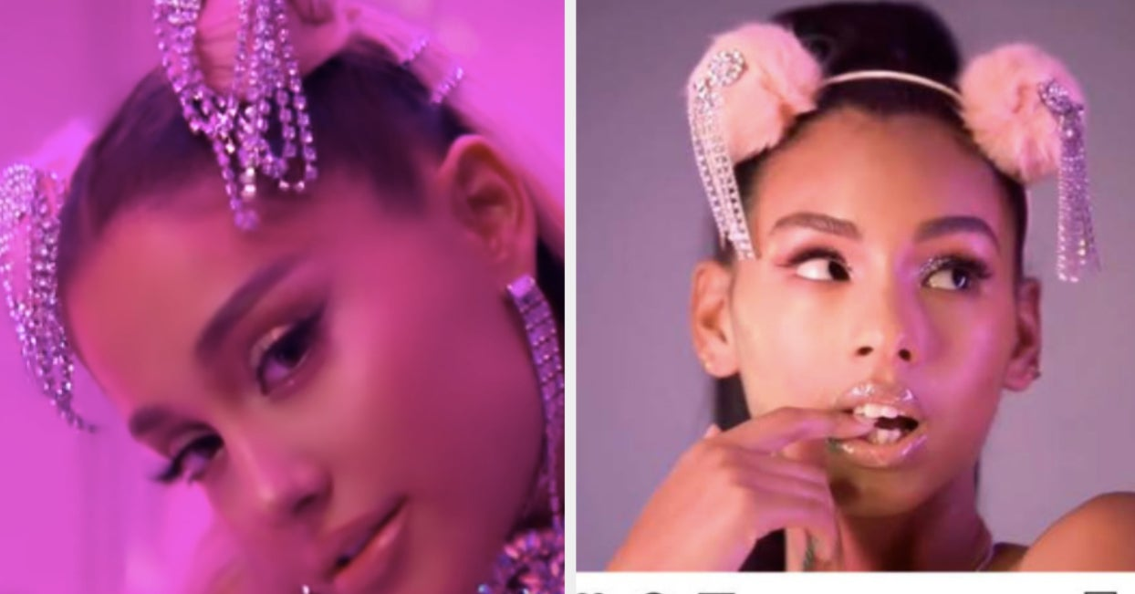Ariana Grande Is Suing Forever 21 Because She Says They Used A Lookalike In Ads