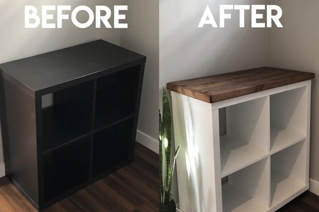 17 Genius Ways That People Hacked Their IKEA Furniture