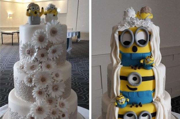 """14 Cakes That'll Make You Say, """"Horrible Concept, But Brilliant Execution"""""""