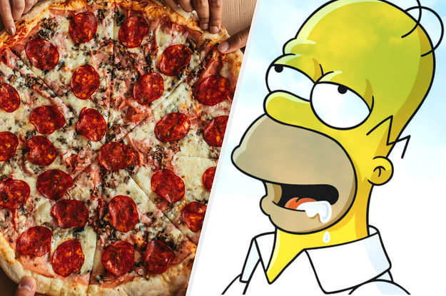 Choose Random Foods And We'll Reveal Your Age