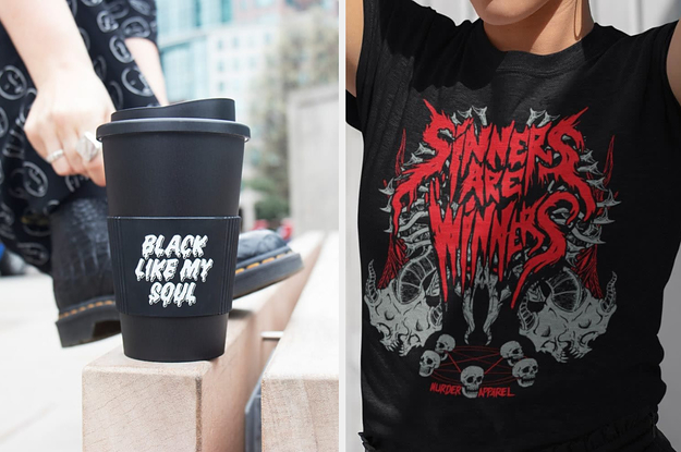 24 Things To Buy If You Have A Very Dark Soul