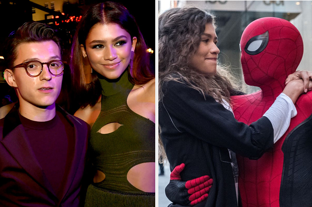 Tom Holland's And Zendaya's Reactions To Spider-Man Staying In The MCU Are Everything