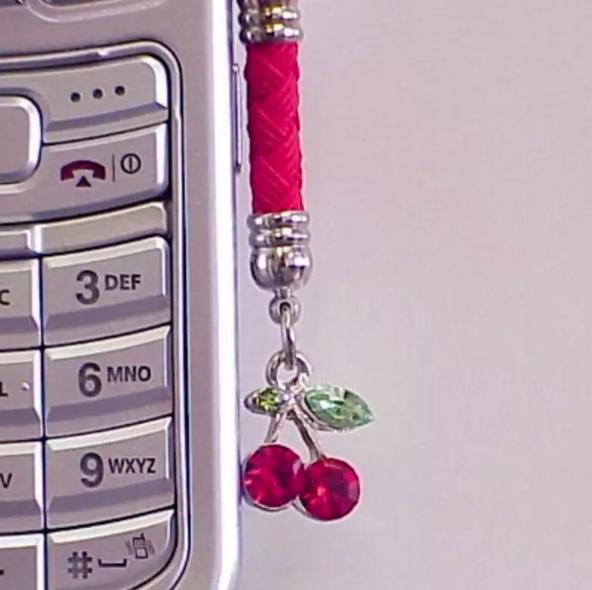 a cherry charm