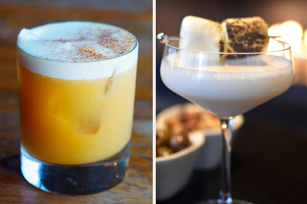 19 Fall Cocktails To Drink In Philadelphia When A PSL Just Won't Cut It