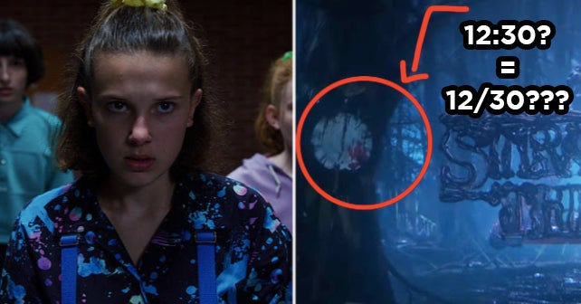 """Stranger Things 4"" Dropped A Teaser Trailer And The Internet Is Convinced There Are Easter Eggs"