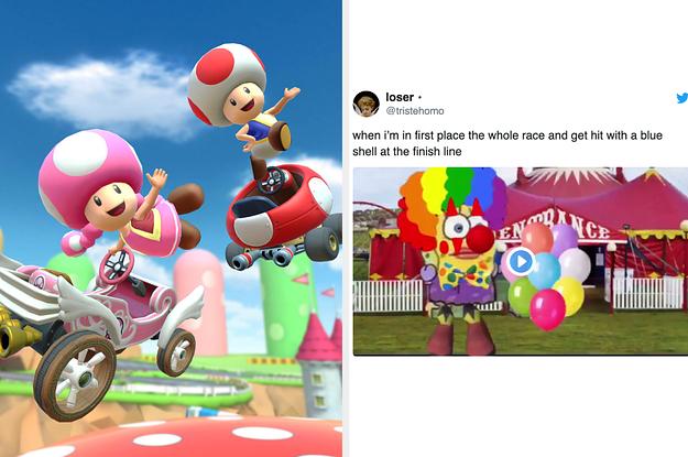 Mario Kart Tour Funny Tweets Jokes And Memes