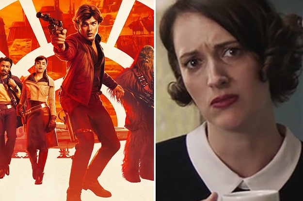 "If You Haven't Rewatched ""Solo: A Star Wars Story"" Since Becoming A Phoebe Waller-Bridge Stan, You Must"
