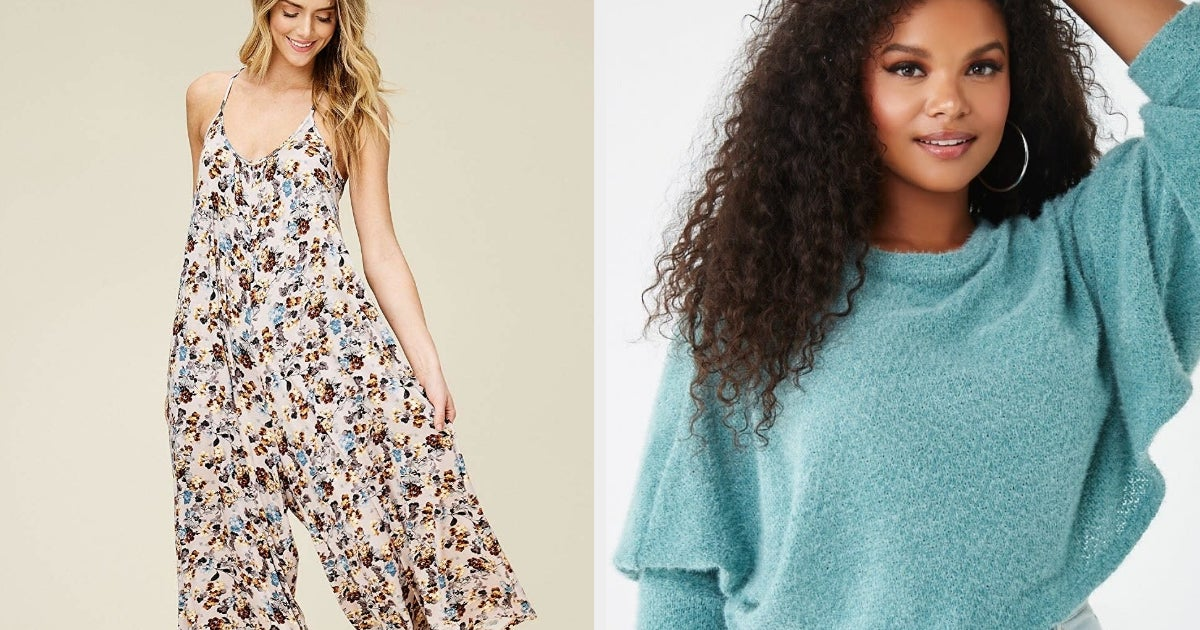 44 Pieces Of Clothing That'll Help Update Your Closet For Under $30