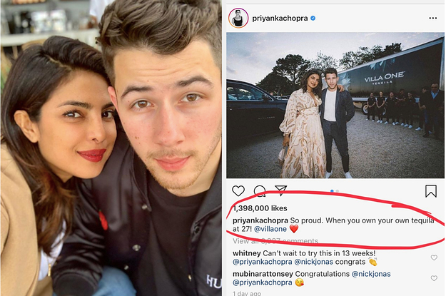 Priyanka Chopra Got Nick Jonas S Age Wrong On Instagram And It