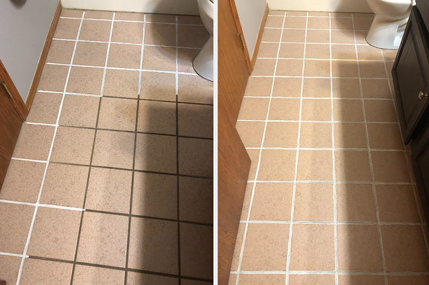 22 Before-And-After Photos That'll Help Prove The Clean Bathroom Of Your Dreams Is Actually Attainable