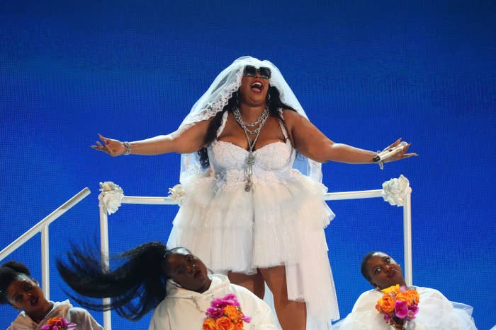 Is Lizzo the new Whitney (As far not being