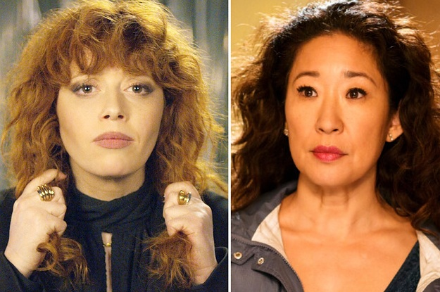 Everyone's Personality Matches A 2019 Emmy Nominated Woman — Who Are You?