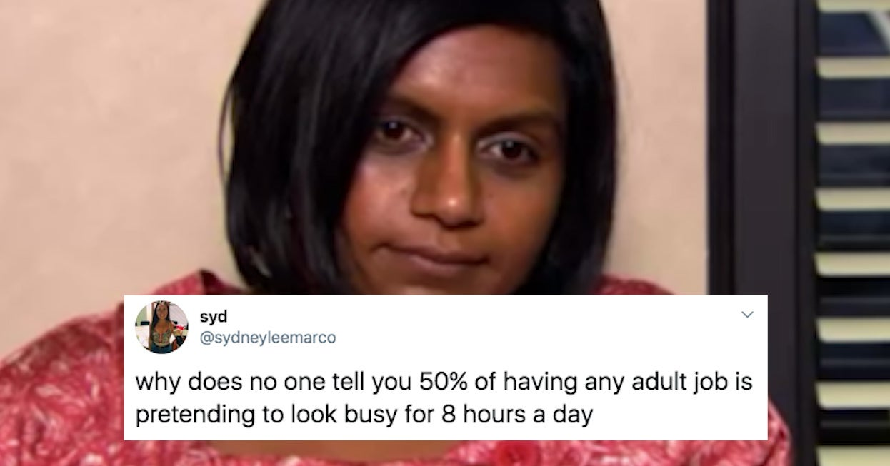15 Hilarious Tweets You'll Only Understand If You Have A Job
