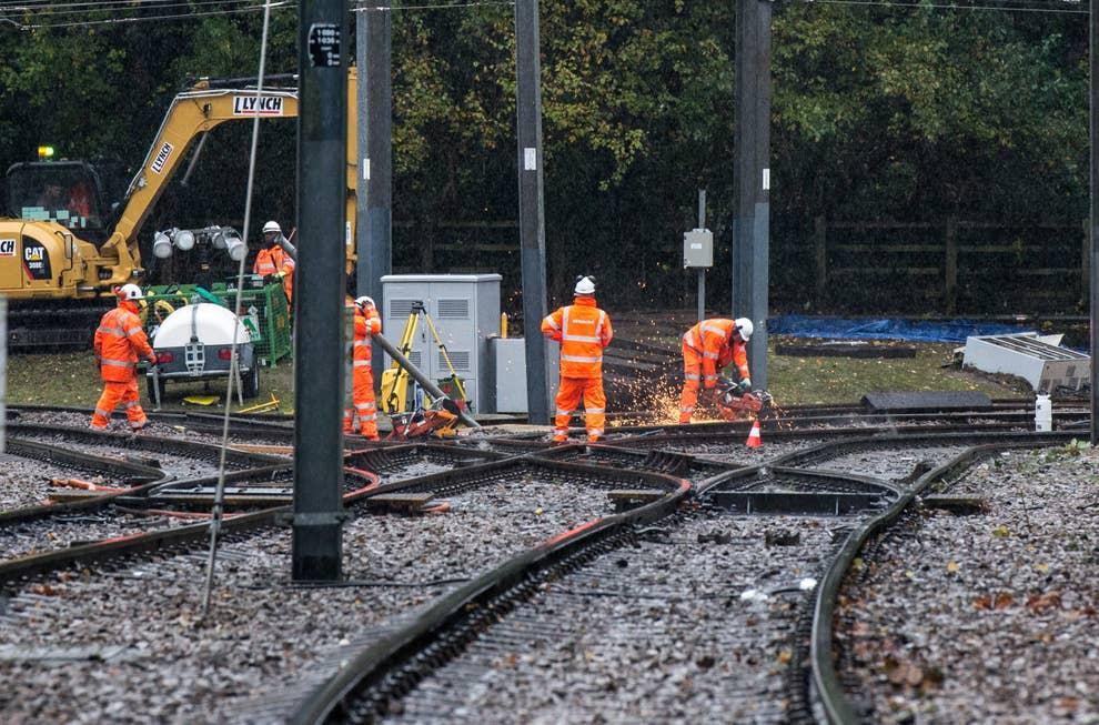 Transport Safety Report Watered Down After Croydon Tram Crash