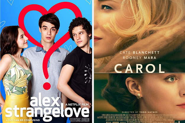 18 LGBTQ Movies On Netflix Right Now That People Highly Recommend