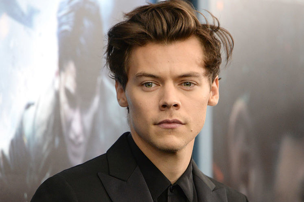 Harry Styles Doesn't Consider Himself Sexy, But I'll Be The Judge Of That, ThankYouVeryMuch