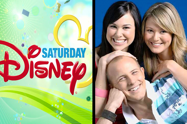 """Hey Aussies, This Is What All Your Fave """"Saturday Disney"""" Hosts Look Like Now"""