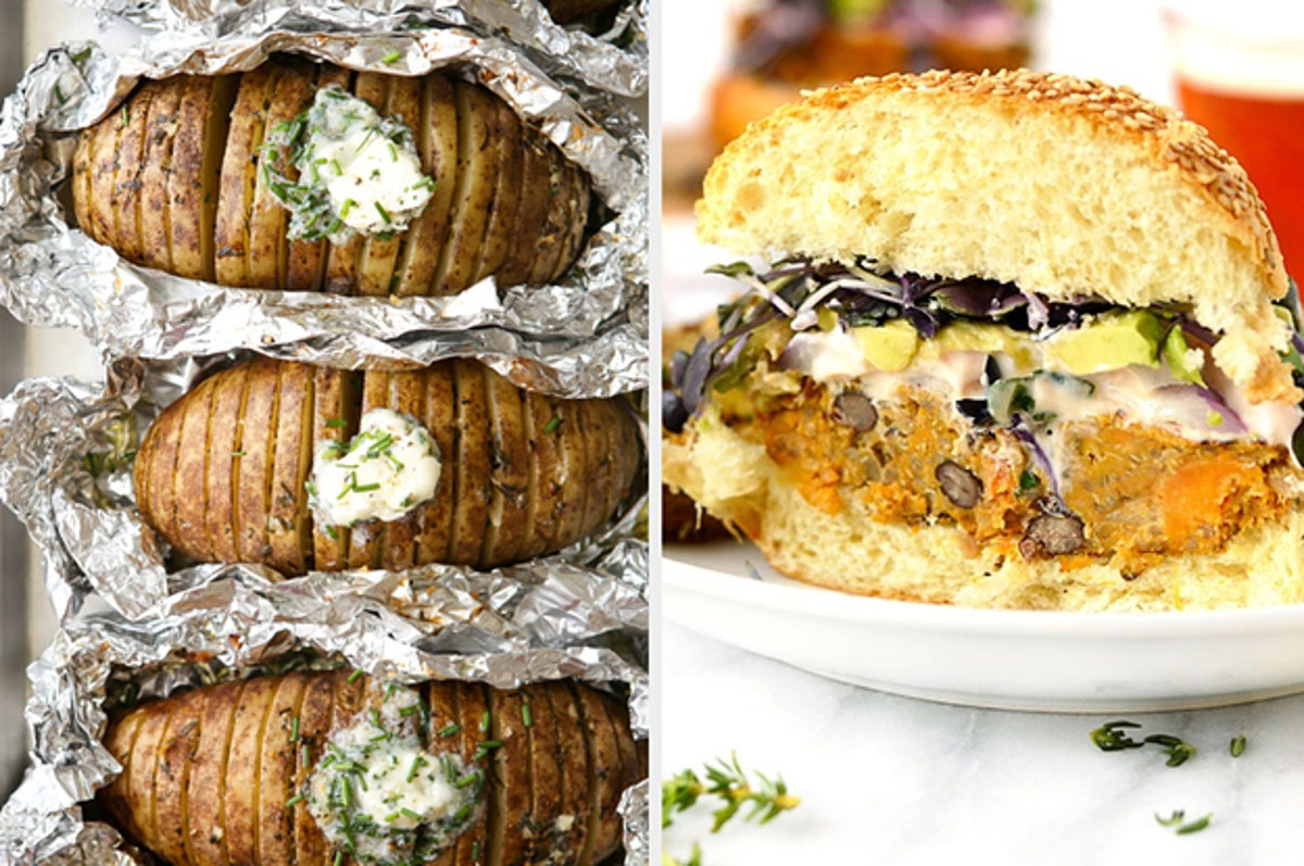 18 Vegetarian Barbecue Dishes So Good You Ll Be Like Meat Who