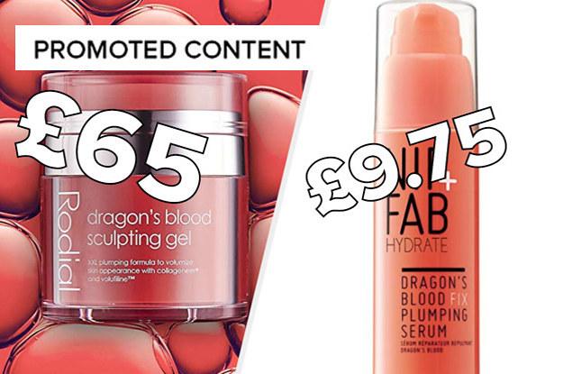 13 Dupes For Fancy AF Skincare Products