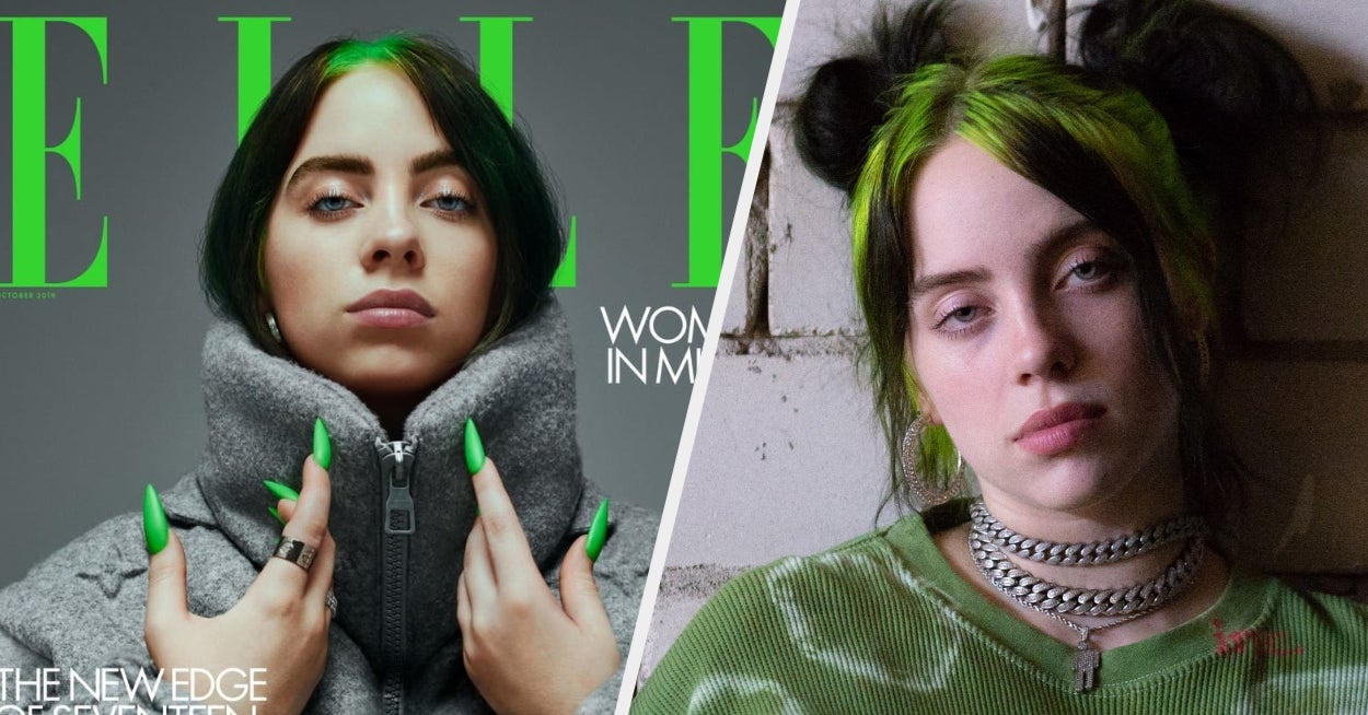 Billie Eilish Opened Up About Being Sexualised When A Photo Of Her Wearing A Tank Top Went Viral