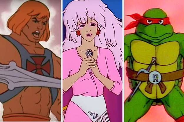 Live A Day Like It's 1989 And We'll Tell You Which '80s Cartoon Series You Are Most Like