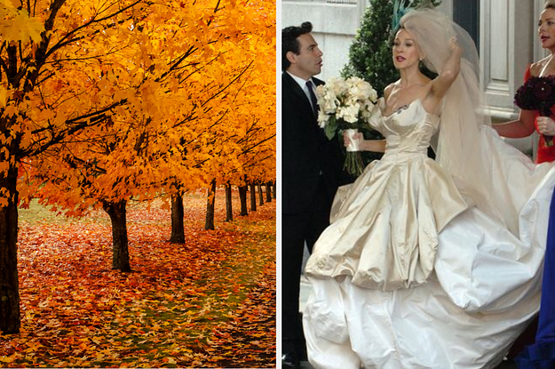 Choose Your Fall Aesthetic And We'll Reveal When You'll Get