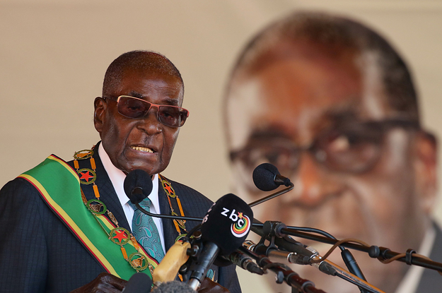 Robert Mugabe, The Longtime Leader Of Zimbabwe, Dies At 95