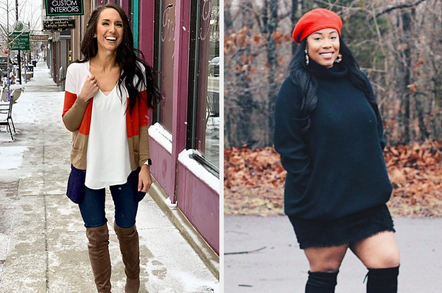39 Things That'll Help Your Outfits Be Both On-Trend *And* Warm