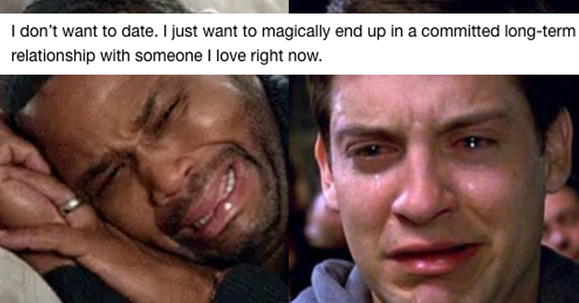 21 Times Tumblr Completely Nailed Dating As An Adult