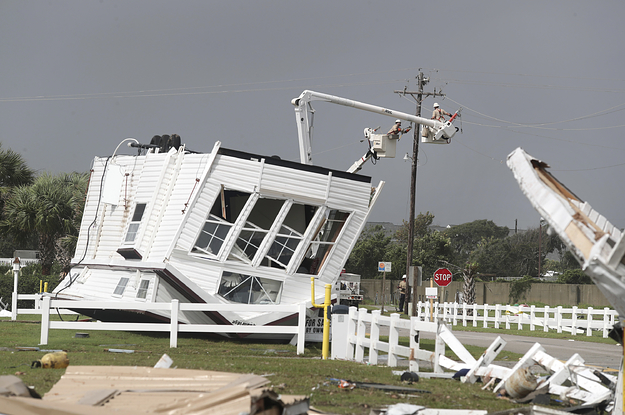These Photos Show The Destruction Of Hurricane Dorian In North Carolina