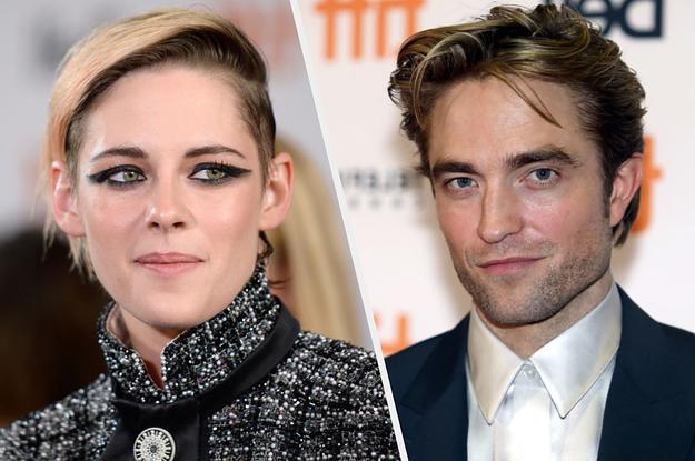 Kristen Stewart Is Here For Robert Pattinson As Batman