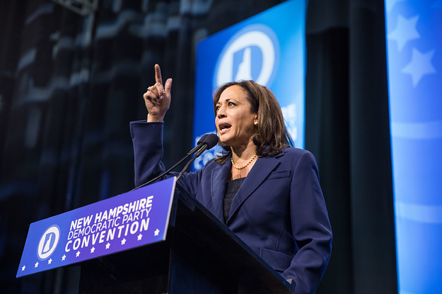 Kamala Harris' New Plan To End Mass Incarceration Leans On Her Past As A Prosecutor