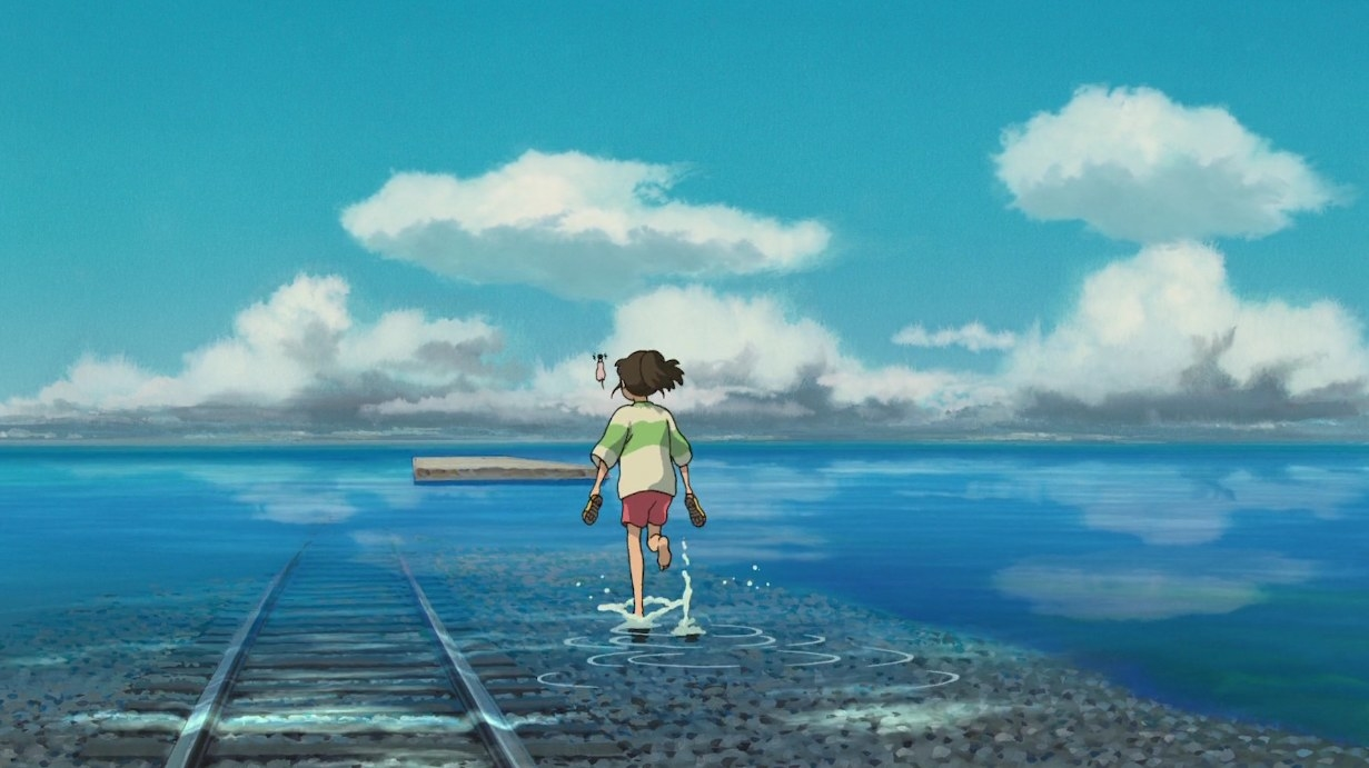 11 Times In Spirited Away That Proved Chihiro And Haku Are Soulmates