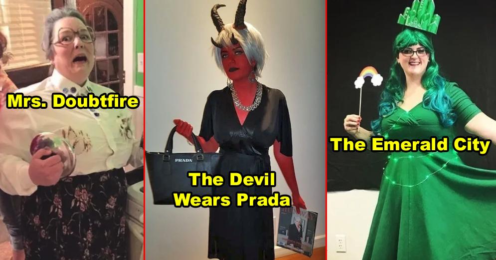 37 Movie Halloween Costume Ideas That Are Actually Genius