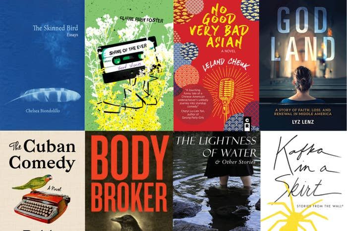 18 Indie Press Books To Read This Fall