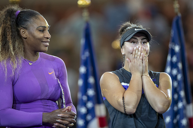 Serena Williams Had The Best Response When She Was Defeated By 19-Year-Old Bianca Andreescu