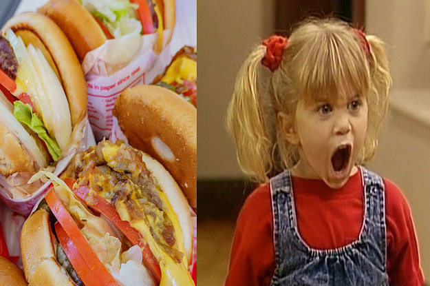 Order Some Fast Food And We'll Reveal Your Emotional Age