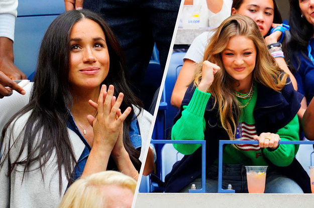 18 Photos Of Celebs Living Their Best Lives At The US Open Finals
