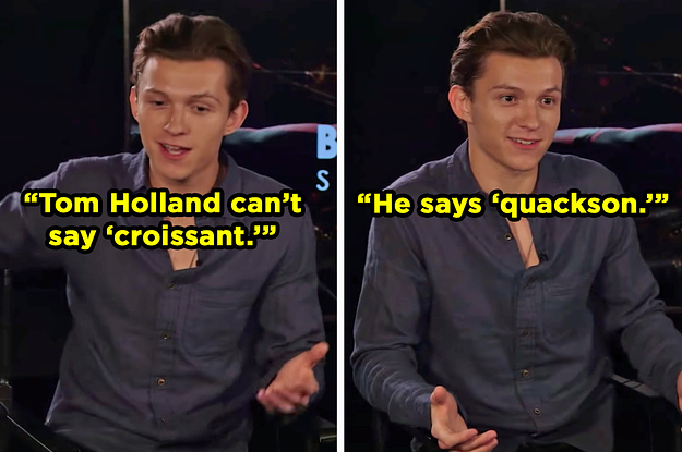 17 Tom Holland Moments That Are So Tom Holland It Hurts