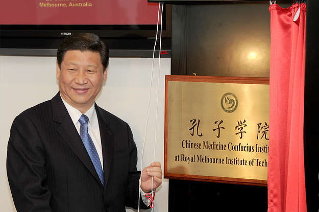 The Australian Government Pressed University Confucius Institutes To Consider Registering As Foreign Agents