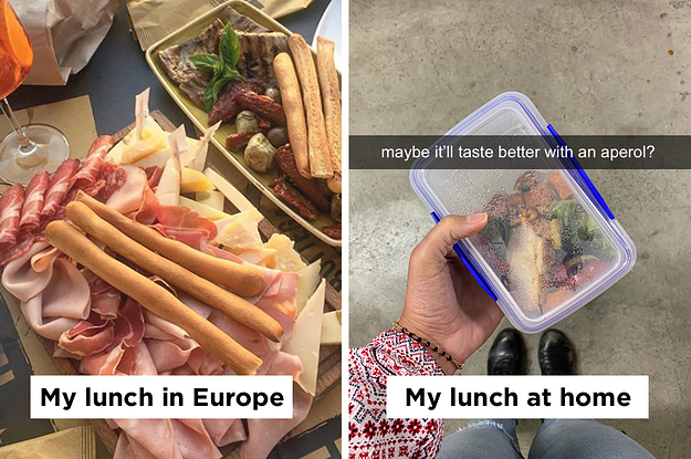 15 Things That Are A Big Fat Mood For Everyone That's Just Come Back From Europe