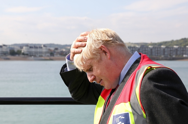 Boris Johnson Has Handed £100,000 Of Taxpayers' Cash To One Of His Main Donors thumbnail