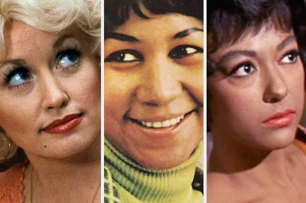 If You Recognize 31/36 Of These Female Celebrities, Then You're A Baby Boomer