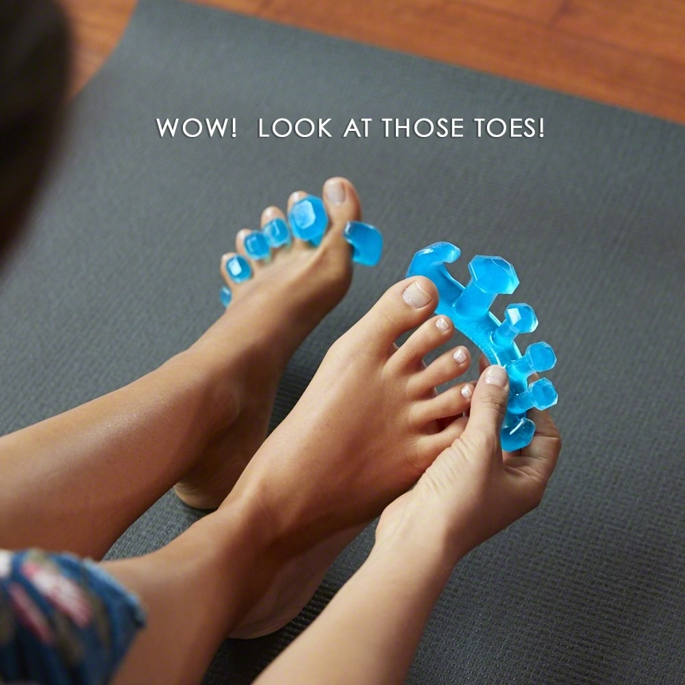 gemlike toe separators
