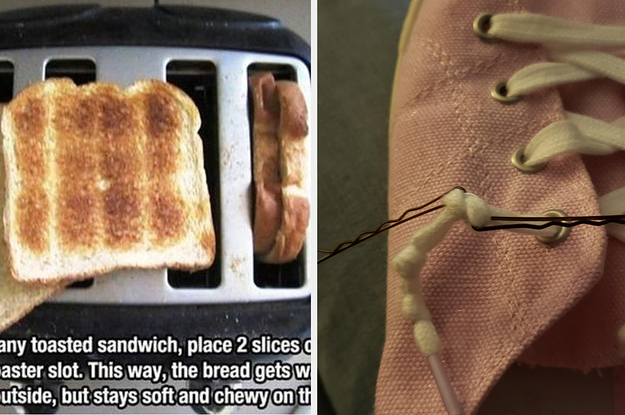 35 Life Hacks You'll Wish You Knew About Sooner